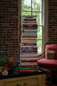 CookBooks ….when is too many ~ too many