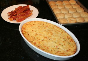 Angie's Breakfast Grit Casserole ~ this is amazing!!