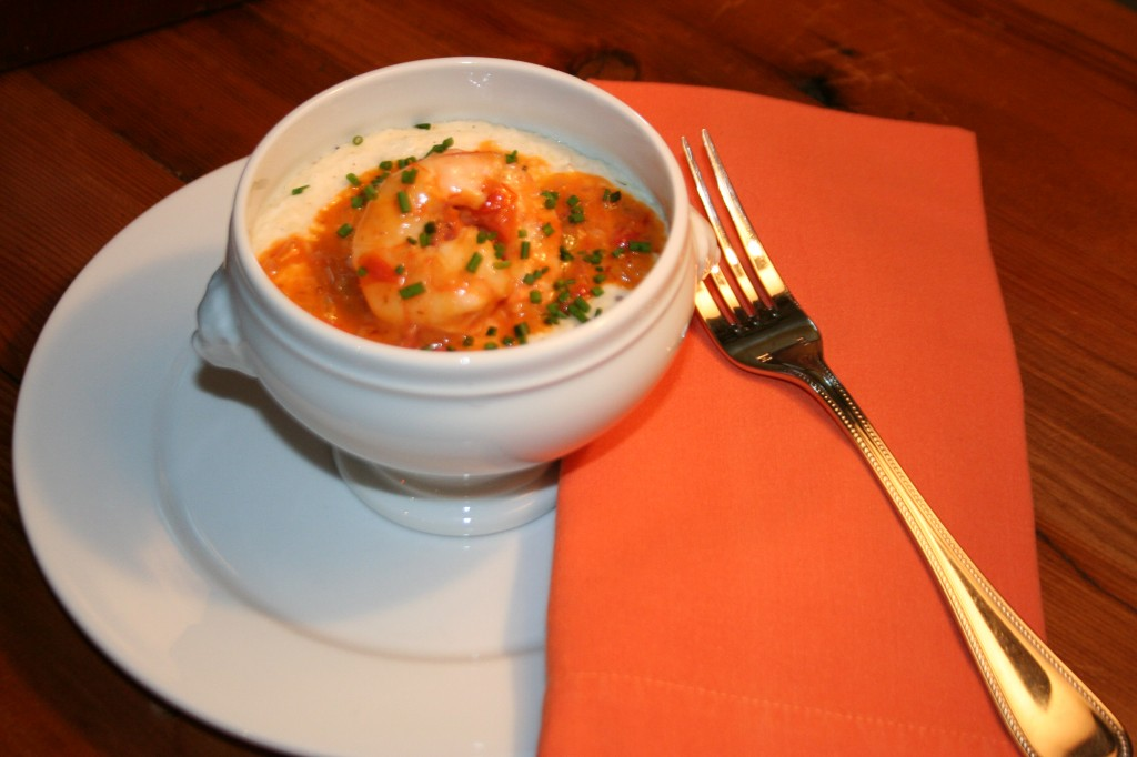 Recipe for hot and hot fish club 39 s shrimp and grits for Hot fish club