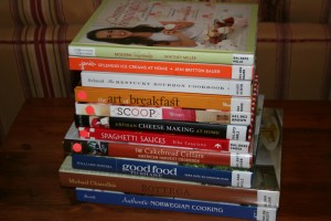 Cookbooks ~ Week of November 12, 2011