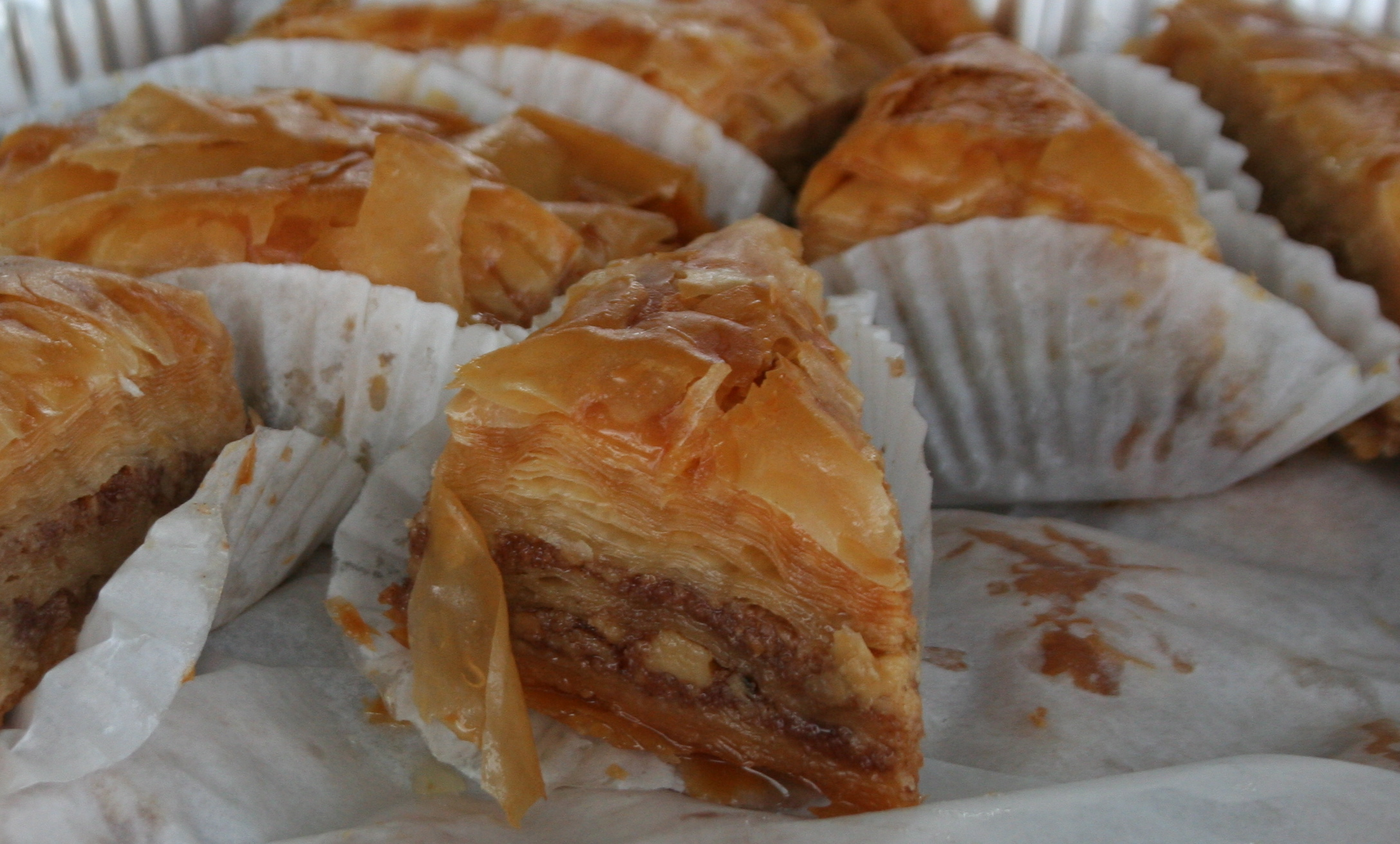 Baklava Greek Baklava Recipe Old Family Recipe Baklava
