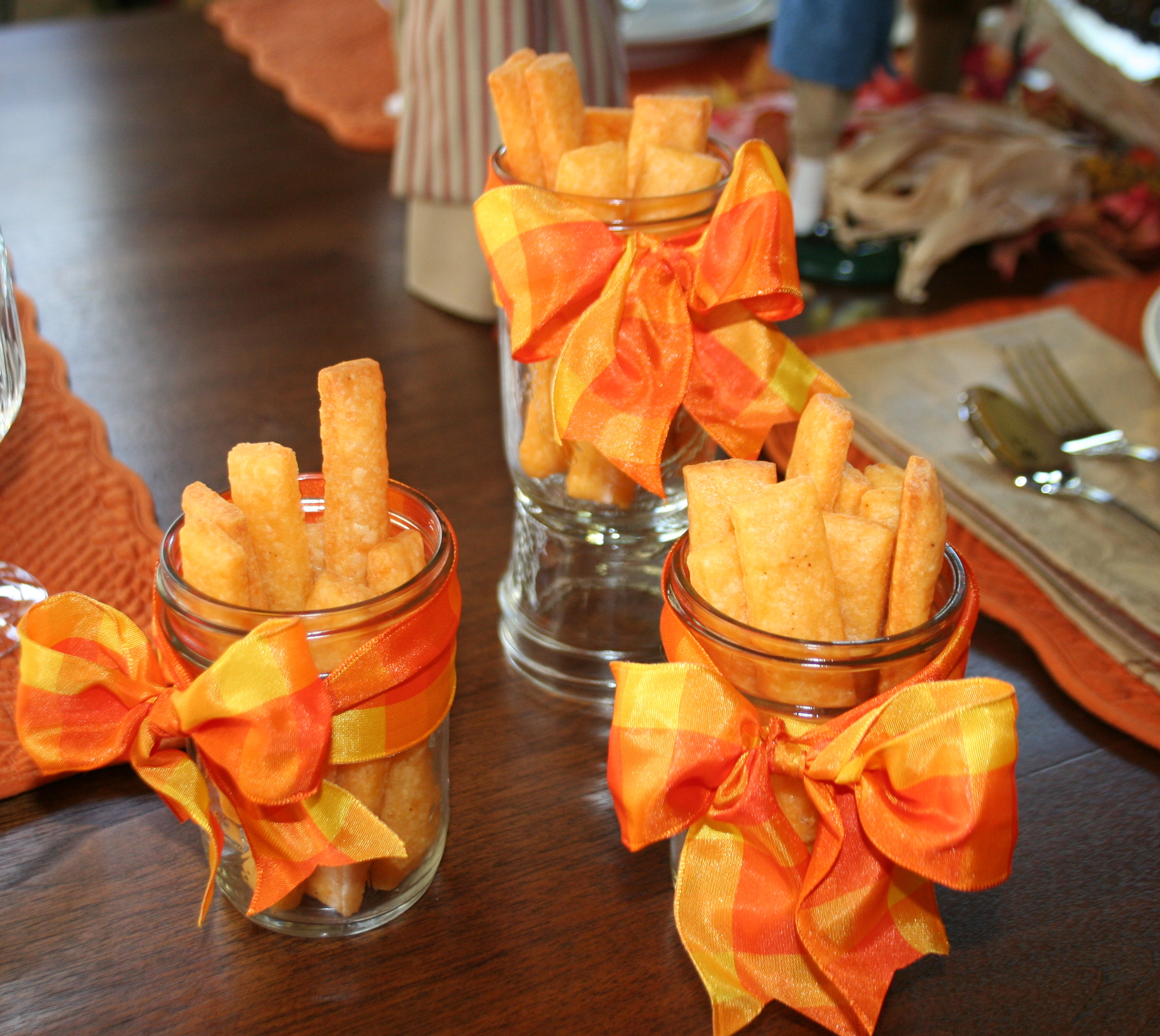 Cheese Straws Recipe | Mississippi Southern Cheese Straws |
