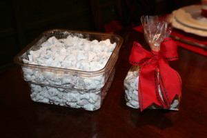 Puppy Chow Chex Party Mix ~ Gluten Free