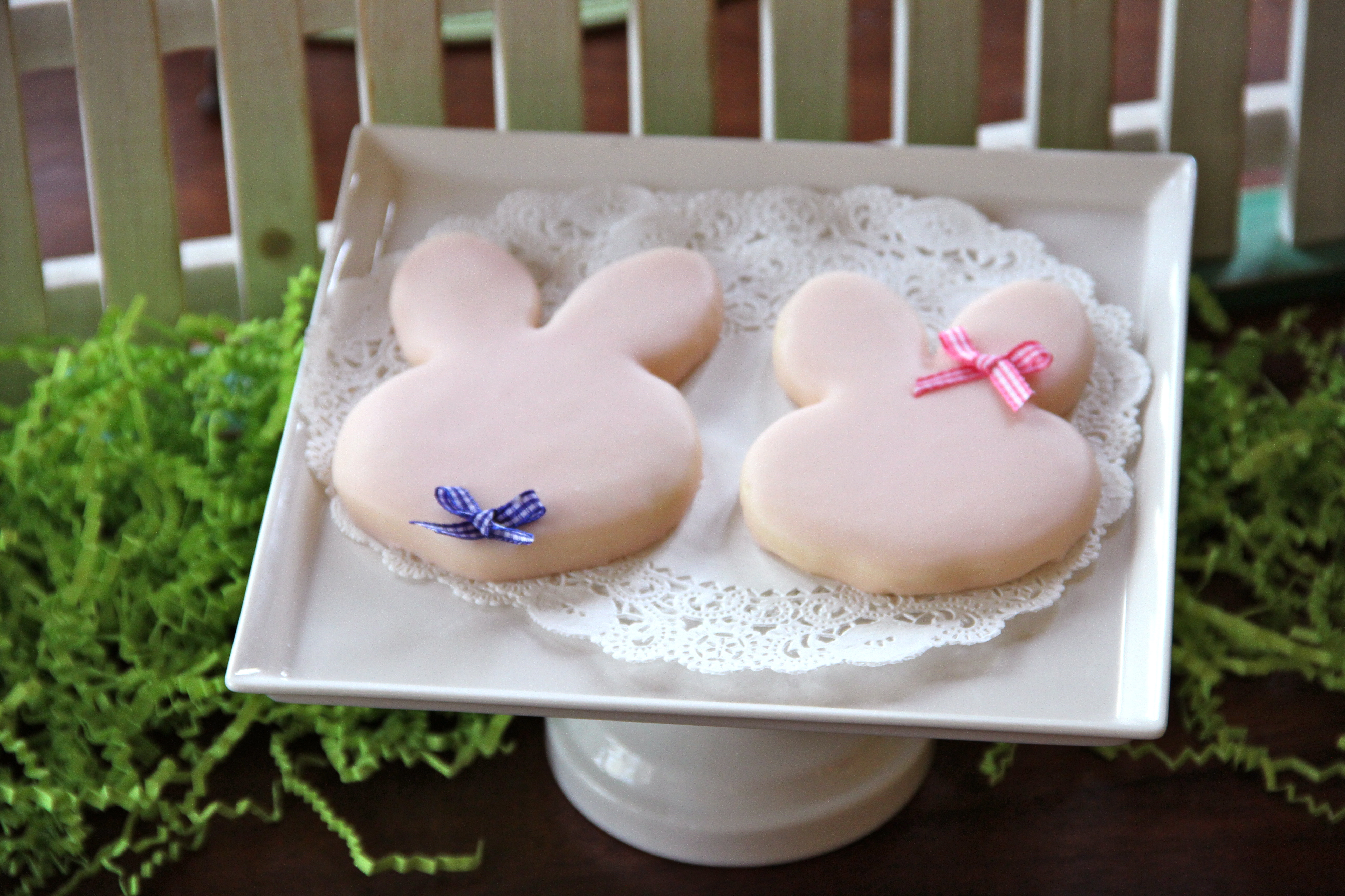 Frosted easter cookie recipes