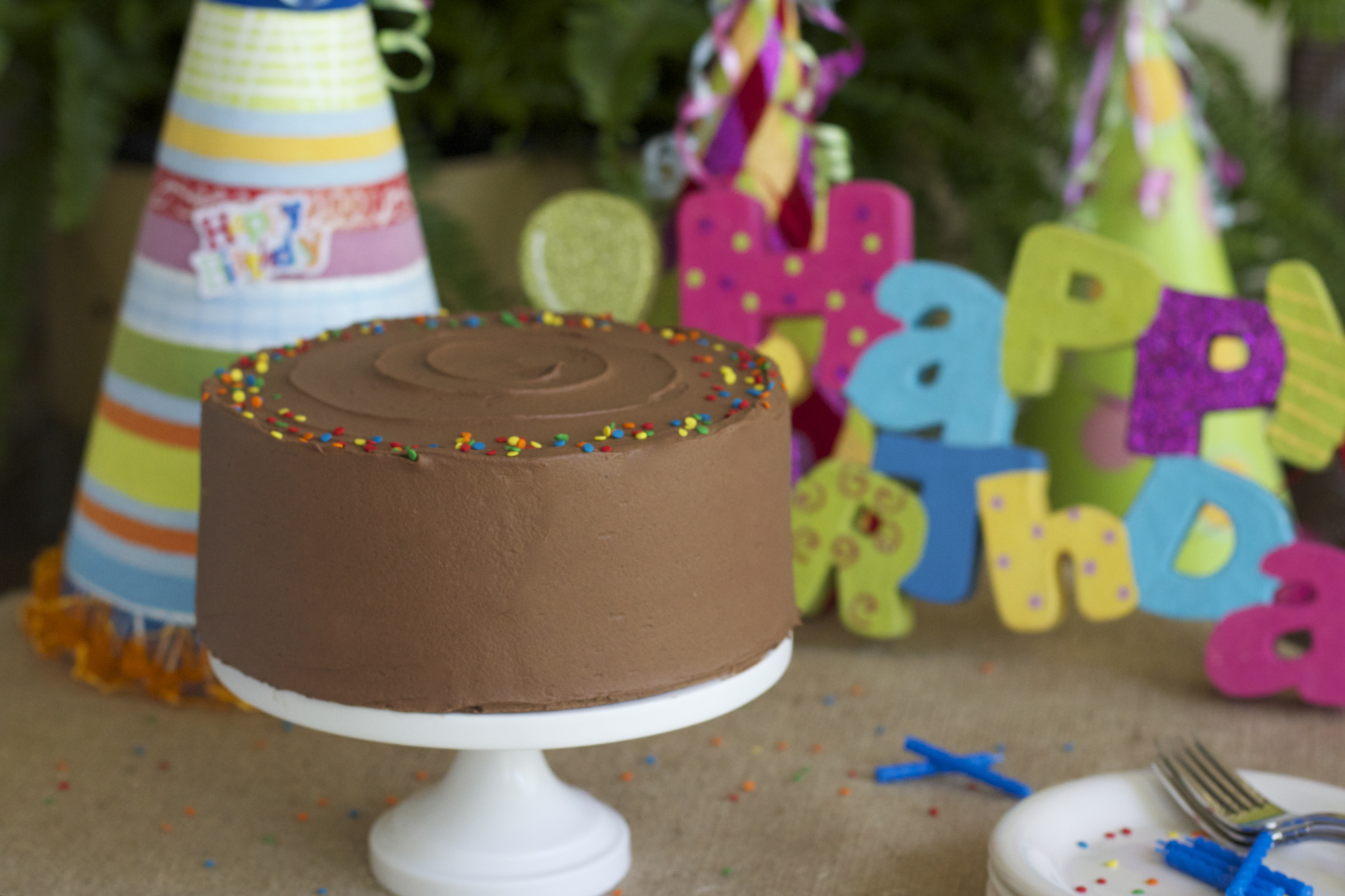 The Best Birthday Cake Birthday Cake Recipe Yellow Cake
