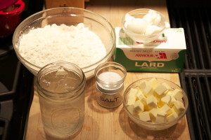 Flaky Pie Crust Recipe