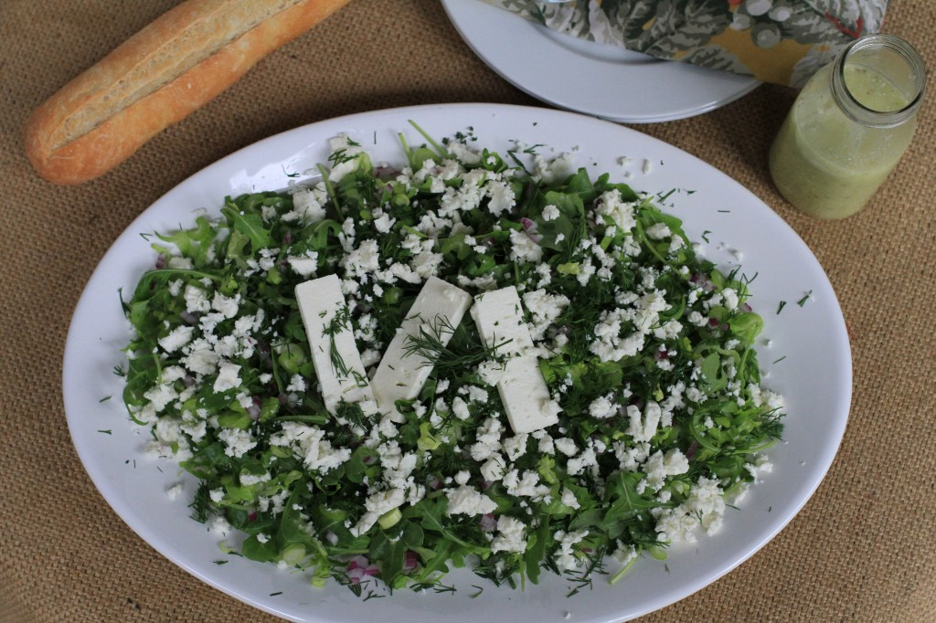 Greek Island Salad