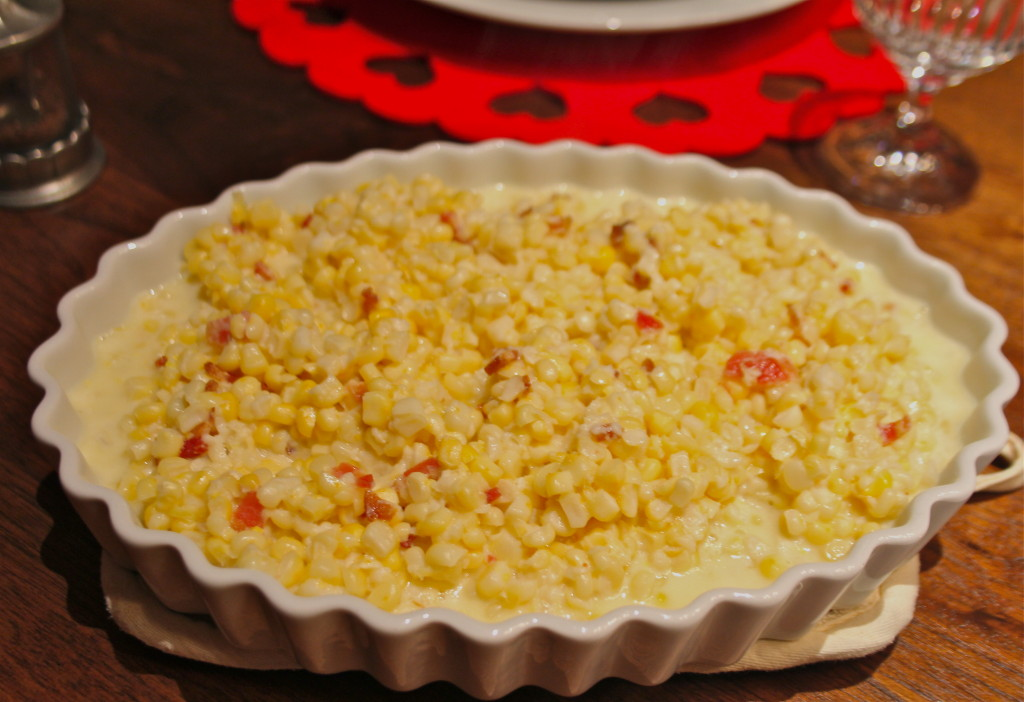 Fresh Southern Style Creamed Corn