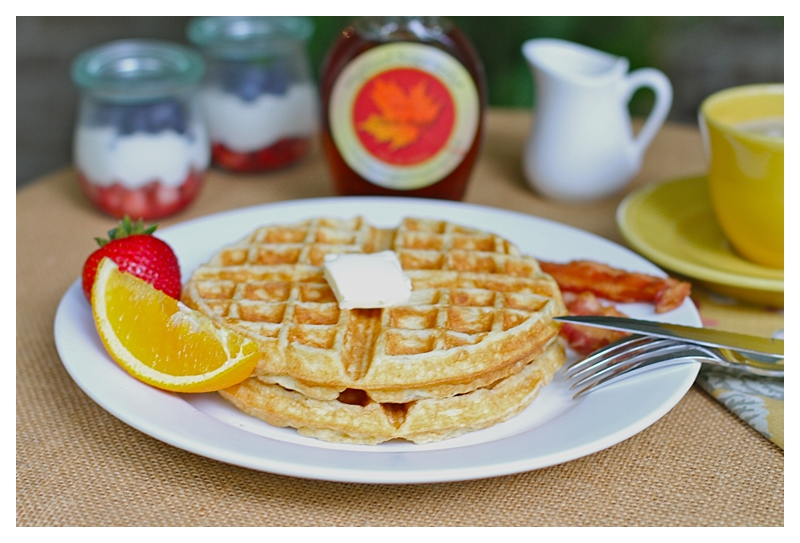 Angie's Buttermilk Waffles