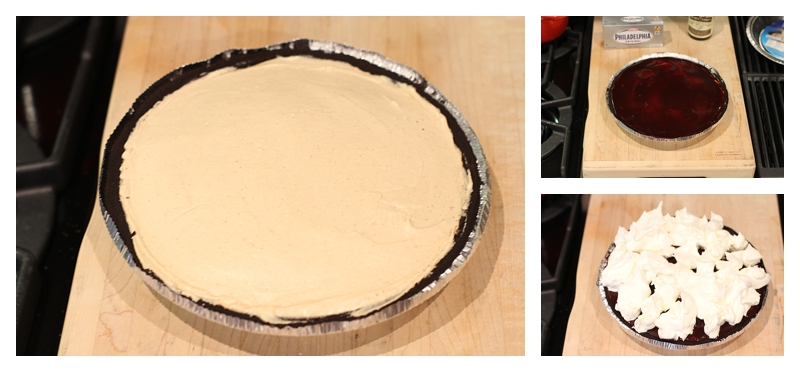Angie's Southern Peanut Butter Pie