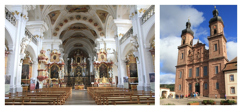 St Peter's in the Black Forrest