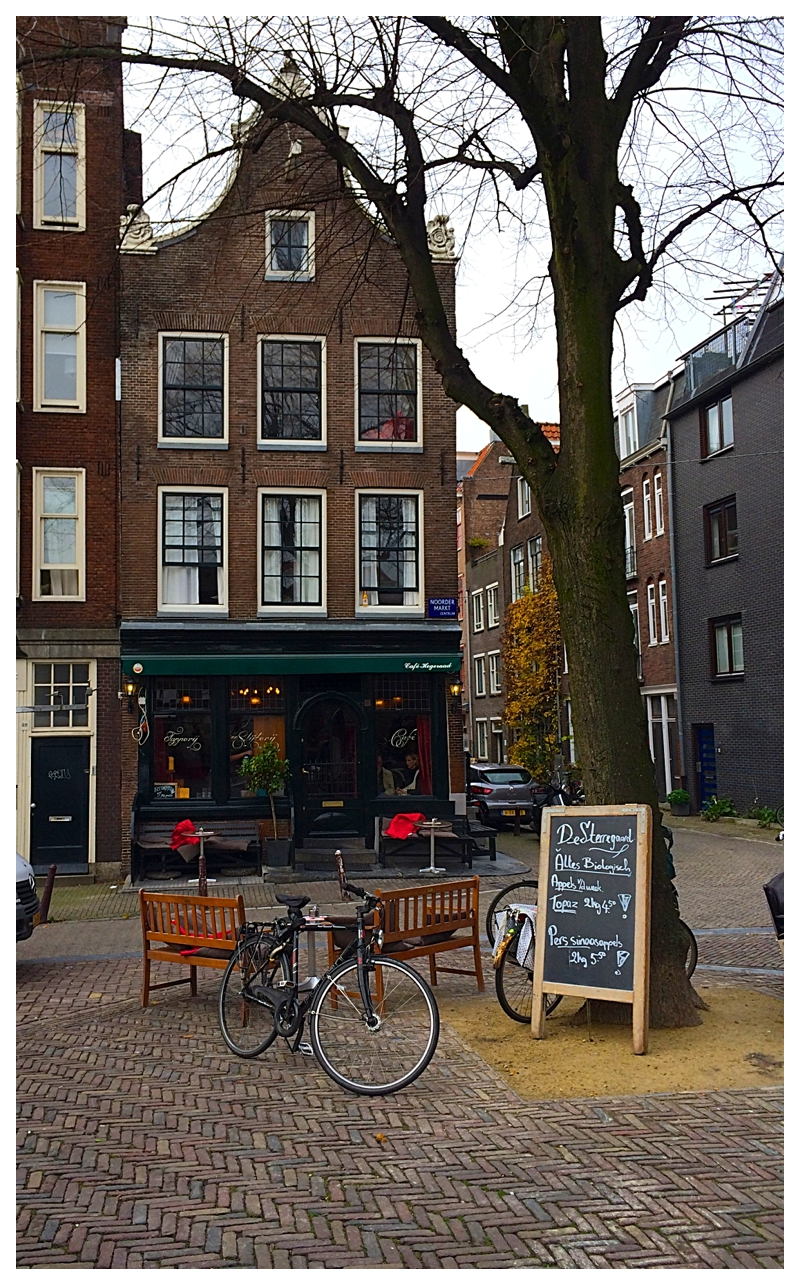 Angie's Visit to Amsterdam