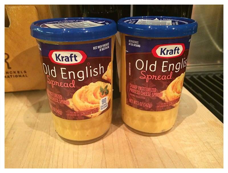 Kraft Olde English Cheese Spread