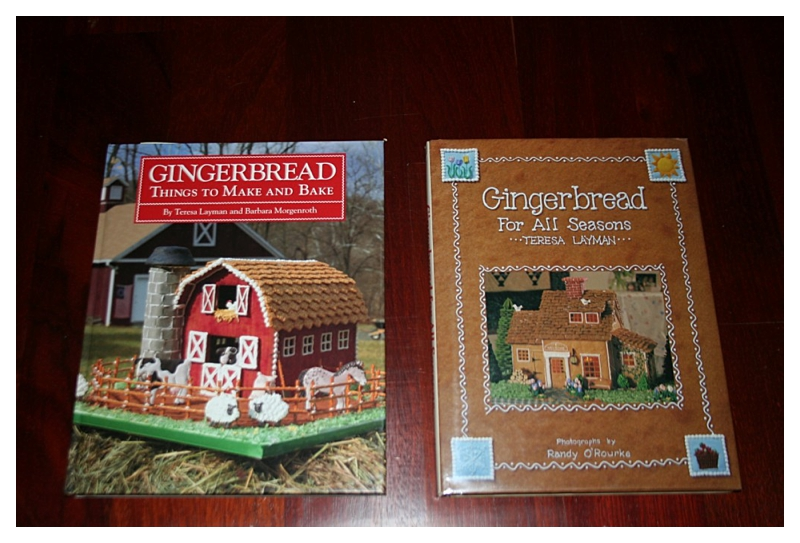 My Favorite Gingerbread House Books