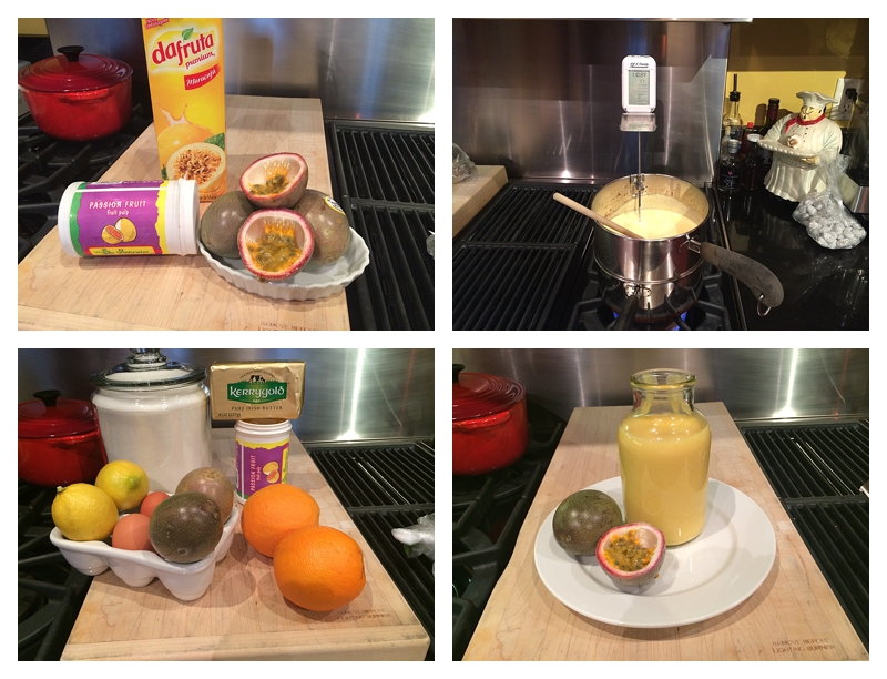 Angie's Passion Fruit Sauce