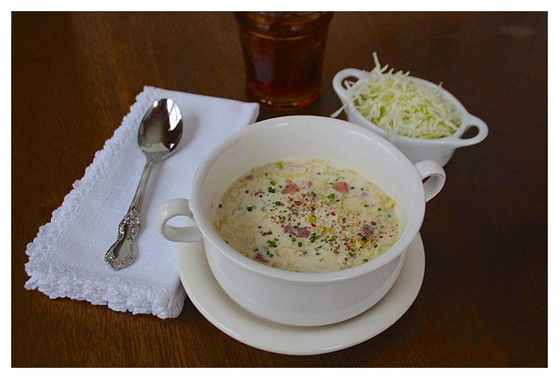 Angie's Creamed Cabbage Soup