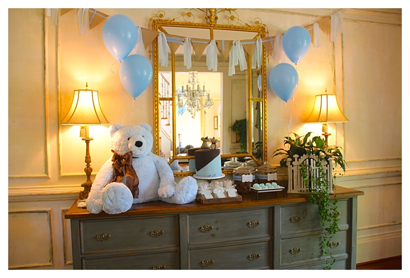 Angie's Baby Shower for Baby Boaz