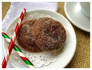 Chocolate Sparkle Cookies the World's Best Cookies