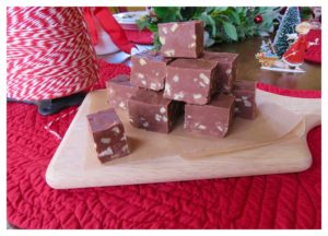 Angie's Homemade Creamy Fudge