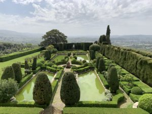 The Lovely Tuscan Gardens